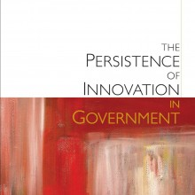 The Persistence of Innovation in Government by Sandford Borins