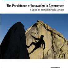 Guide for innovative public servants by Sandford Borins