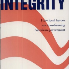 Innovating with Integrity Book by Sandford Borins