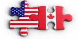 us-canada-flags